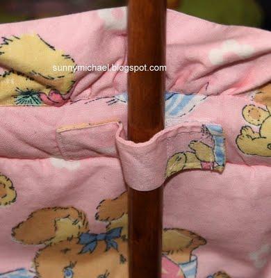как сшить бортики в детскую кроватку. бортики в детскую кроватку своими руками.